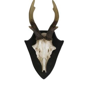 Faux Antler Wall Ornament