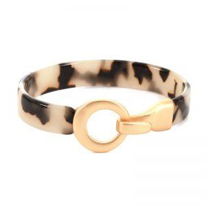 Cream Tortoiseshell Bracelet
