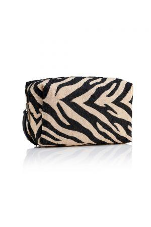 Zebra Print Make-up Bag
