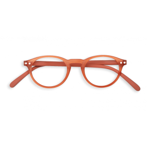 Izipizi #A Reading Glasses (Spectacles) Warm Orange