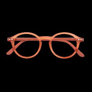 Izipizi #D Screen Protection Glasses in Warm Orange