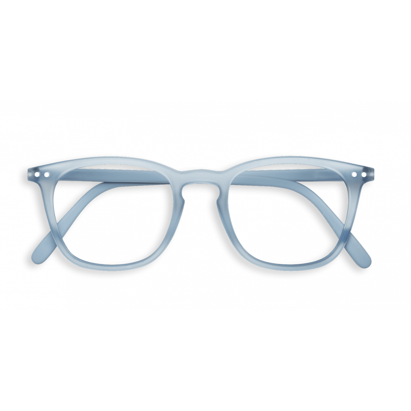 Izipizi #E Reading Glasses (Spectacles) in Cold Blue