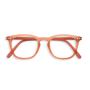 Izipizi #E Reading Glasses (Spectacles) in Warm Orange