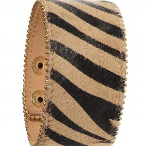 Safari Tiger Print Cuff