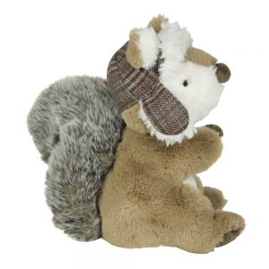 Cuddly Toy Squirrel