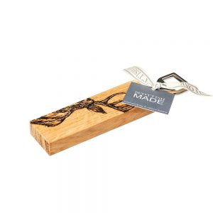 Stag Oak Bottle Opener