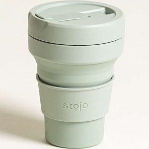 Sage Collapsible To Go Mug