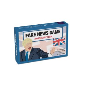 The Fake News Game Boris Edition