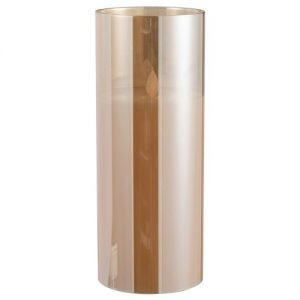 Gold LED Glass Lamp