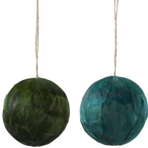Feather Baubles