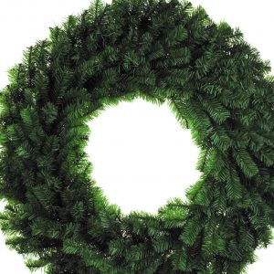 80cm Christmas Green Wreath