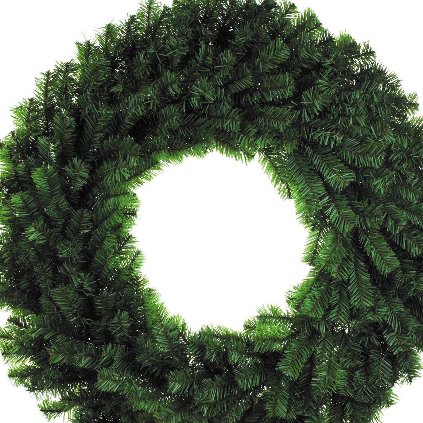 80cm Christmas Green Wreath