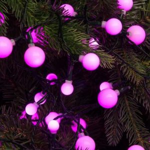Mixed Berry LED Colour Changing Lights