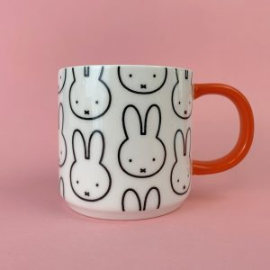 Miffy Mug Head Repeat