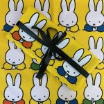 Miffy Elbows Tea Towel
