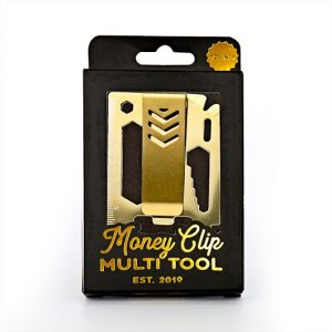 Money Clip Multi Tool