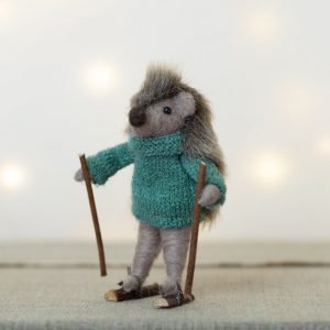 Harold Hedgehog Hanging Decoration