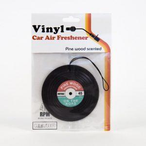 Novelty Vinyl Air Freshener