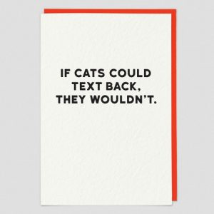 Greetings Card Cats