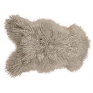 Icelandic Sheepskin Light Taupe