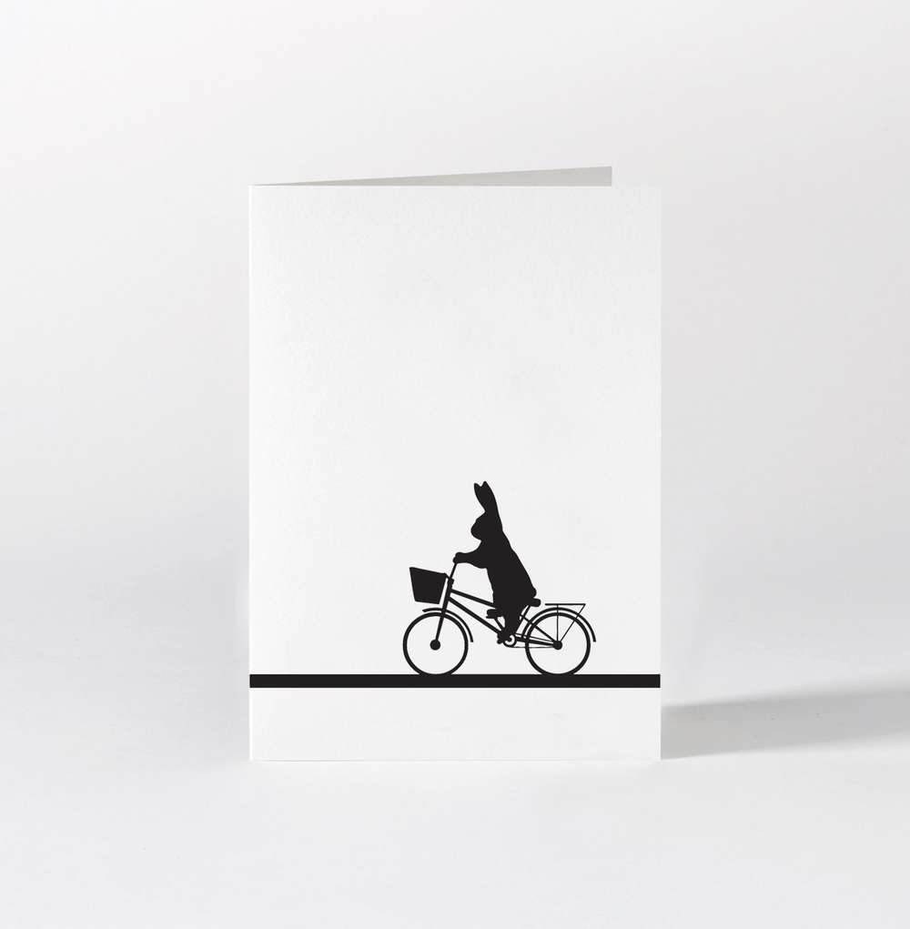 City Bike Rabbit Card