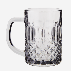 Drinking Glass with Handle