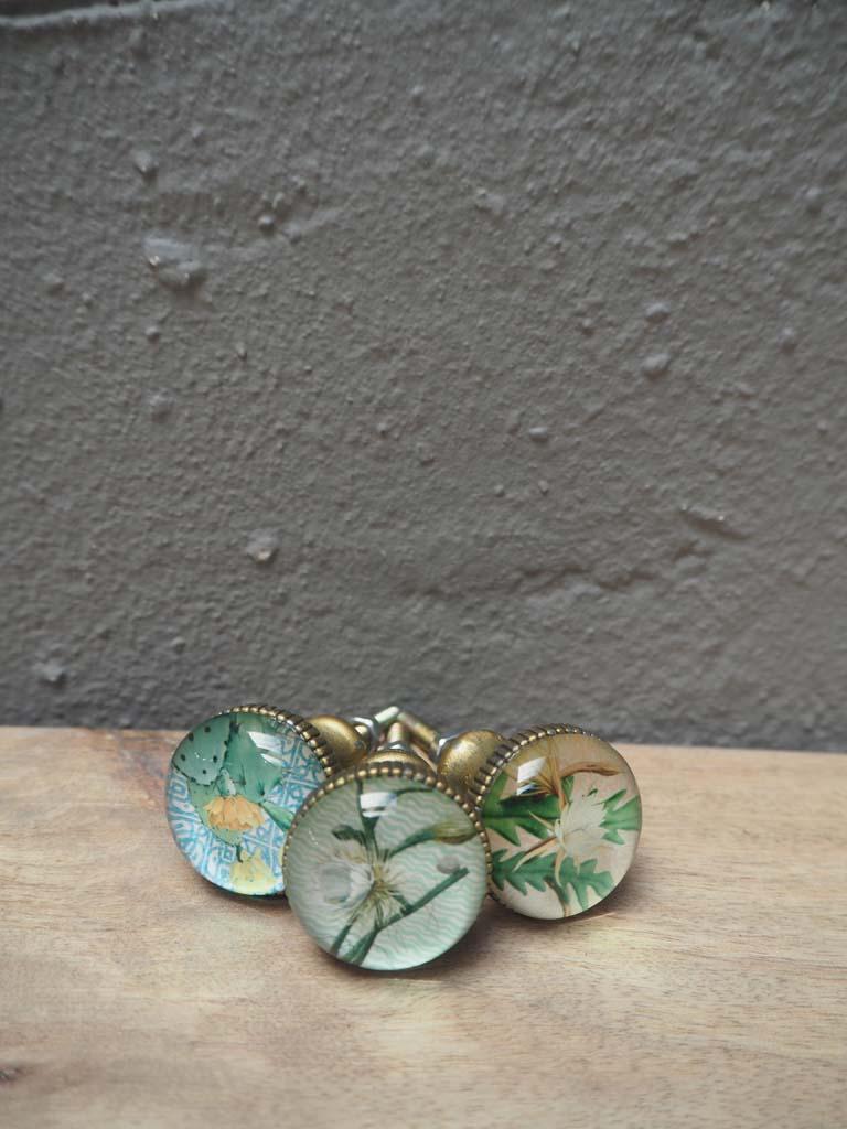 Floral Knobs