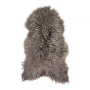 Icelandic Rare Breed Sheepskin Rug Hazelnut