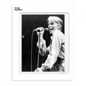 David Bowie Photographic Print 30x40cm
