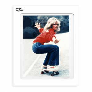 Farrah Fawcett Photographic Print 30x40cm