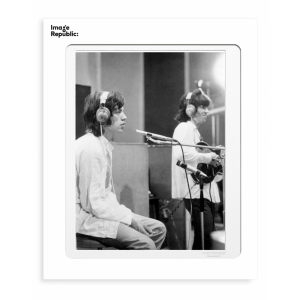 Mick & Keith Photographic Print 30x40cm