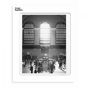 Grand Central NY Photographic Print 30x40cm
