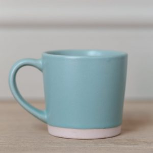 Celadon Coffee Mug