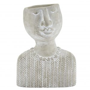 Vase with Face