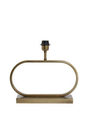 Jamiro Antique Bronze Lamp Base