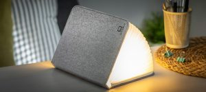 LED Smart Book Light Urban Grey