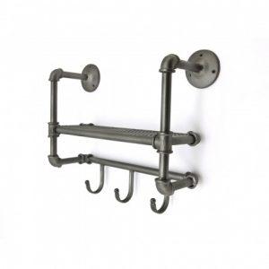 Small Metal Coat Rack