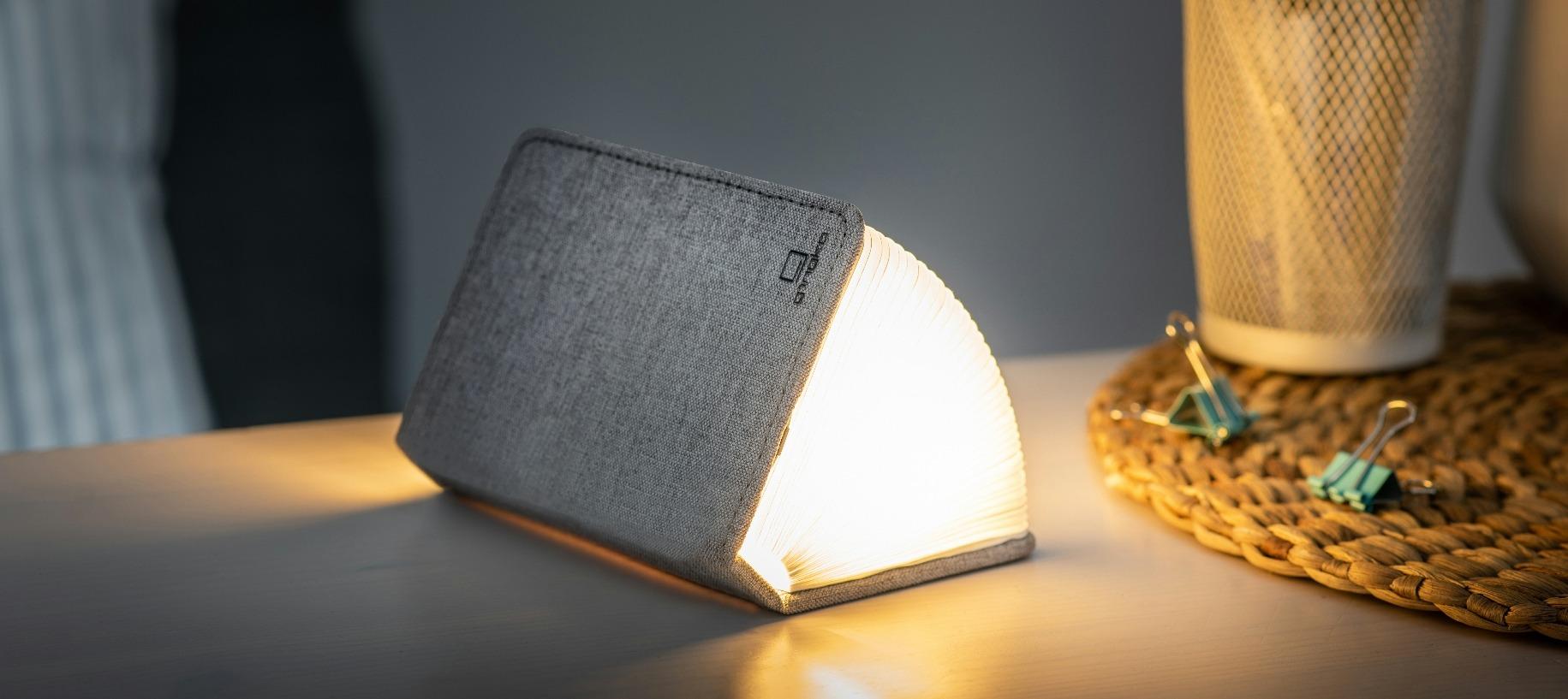 Mini LED Smart Book Urban Grey