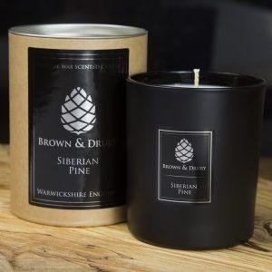 Brown & Drury Siberian Pine Candle