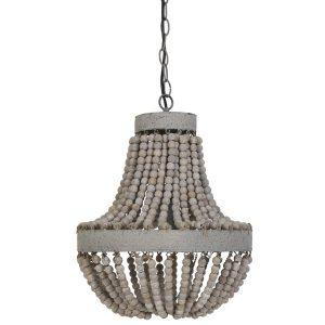 Luna Beaded Pendant Lamp