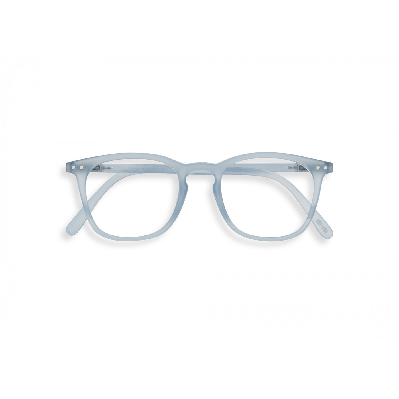 Izipizi #E Reading Glasses (Spectacles) in Aery Blue