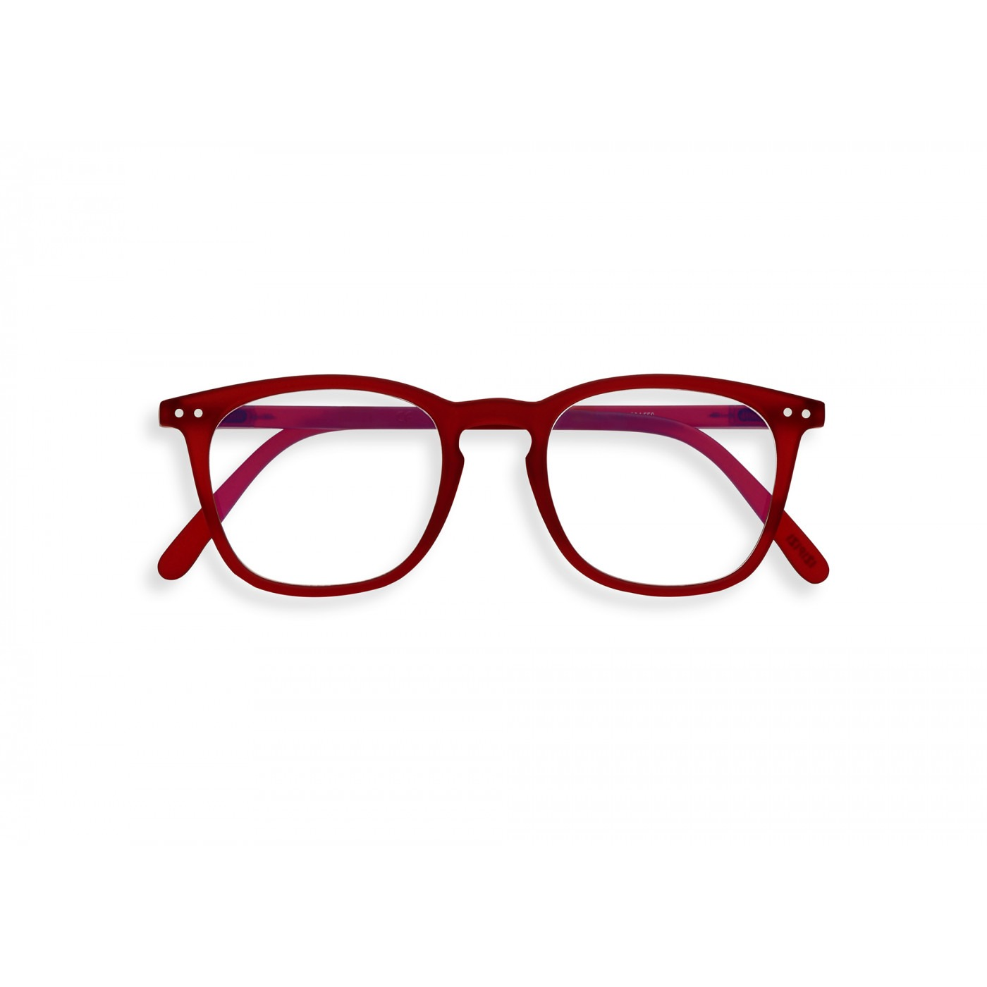 Izipizi #E Screen Protection Glasses in Red Crystal