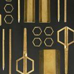 Hex Gold Scissors
