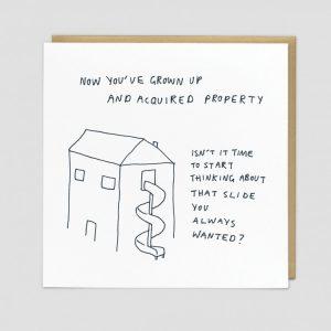 Greetings Card Slide