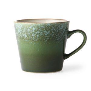 Cappuccino Mug Green