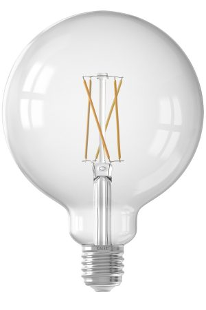 Calex Smart Globe Filament LED Bulb Clear