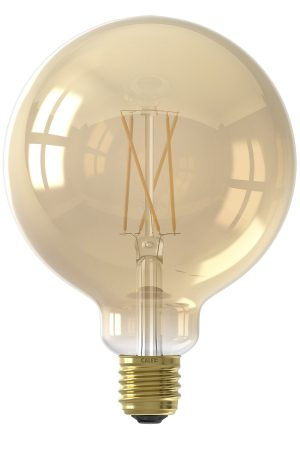 Calex E27 Filament Smart Globe G125 LED Bulb