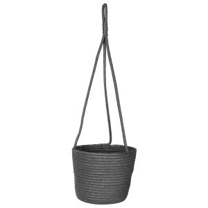 Grey Recycled Plant Pot Holder