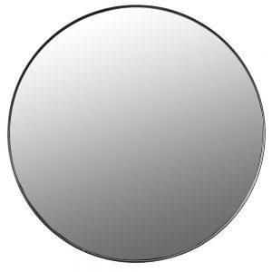 Small Nordic Round Mirror