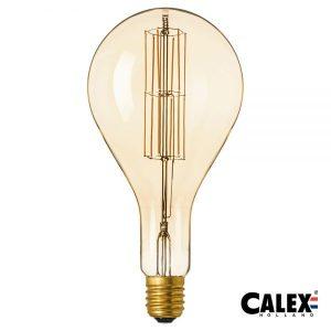 Calex Filament E40 Splash LED Giant Bulb Gold